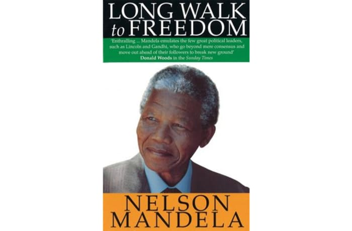 Long Walk to Freedom- Nelson Mandela image
