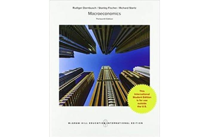 Macroeconomics Thirteenth Edition image