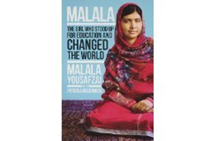 Malala by Malala Yousafzai image
