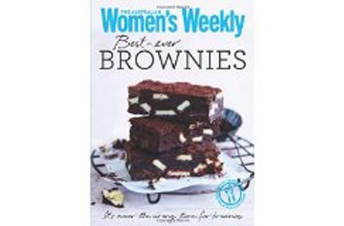 Women's Weekly Best – Ever Brownies image