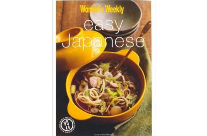 Women's Weekly Easy Japanese image