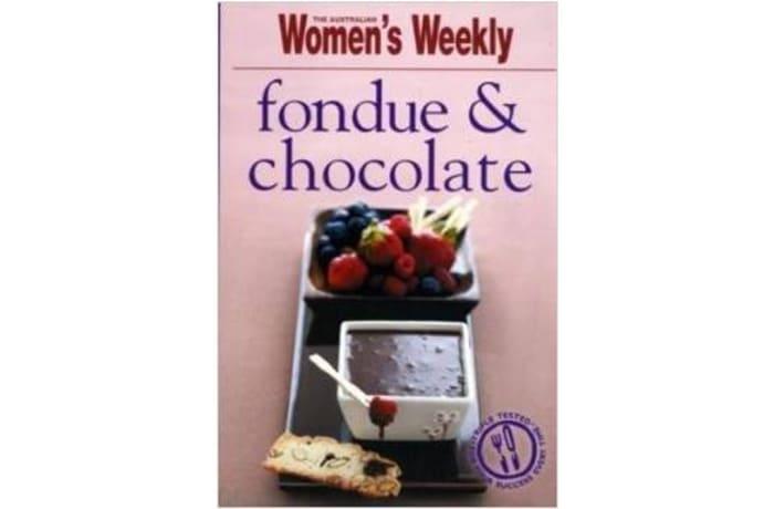 Women's Weekly Fondue & Chocolates image