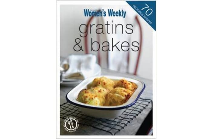 Women's Weekly  Gratins & Bakes image