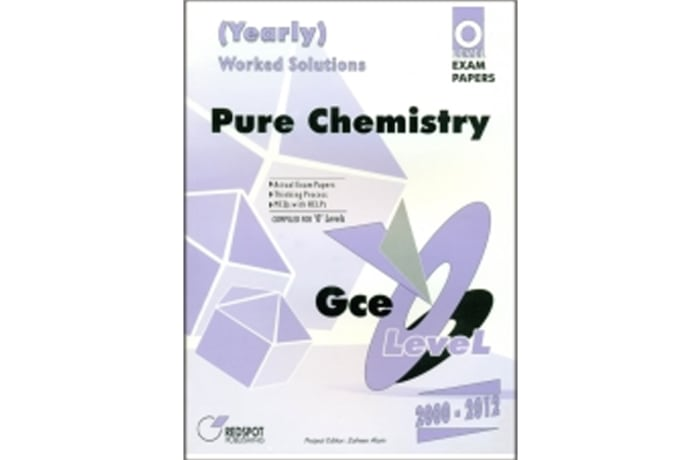 O Level Pure Chemistry - Blue (Yearly) image