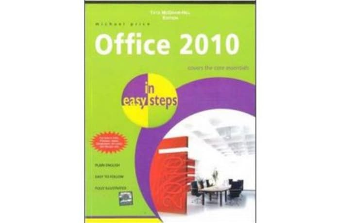 Office 2010 in Easy Steps image
