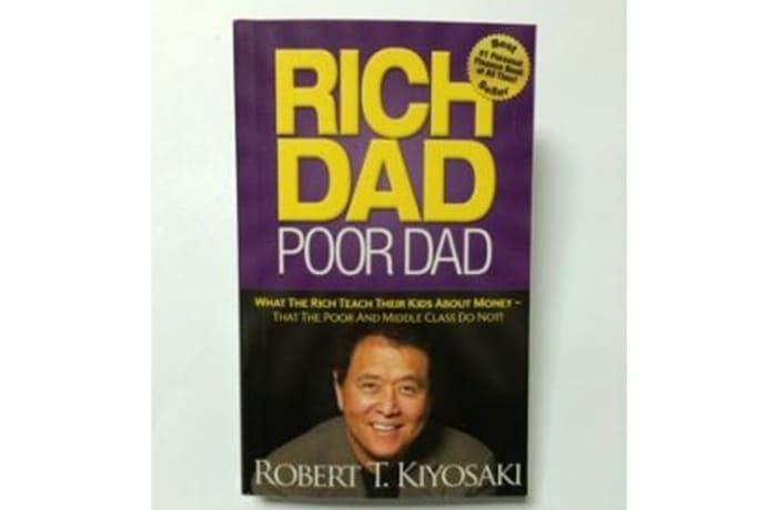 Rich Dad Poor Dad image