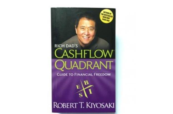 Rich Dad's Cashflow Quadrant image