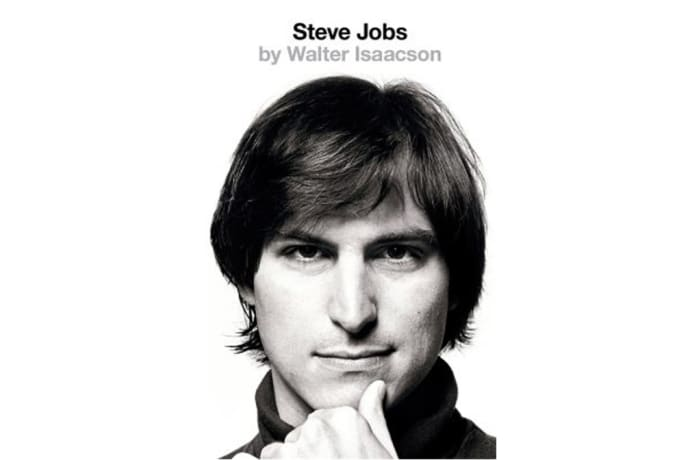 Steve Jobs by Walter Isaacson image