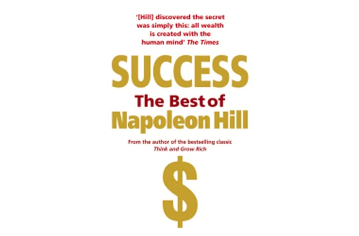 Success The Best of Napoleon Hill image