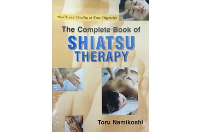 The Complete Book of Shiatsu Therapy image