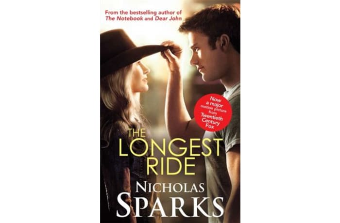 The Longest Ride by Nicholas Sparks image