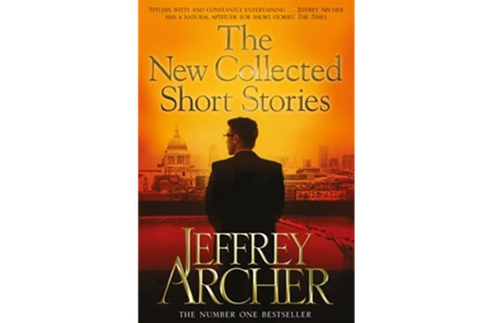 The New Collected Short Stories image