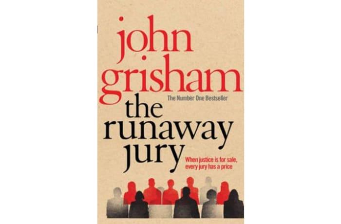 The Runaway Jury image