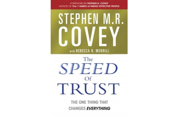 The Speed of Trust image