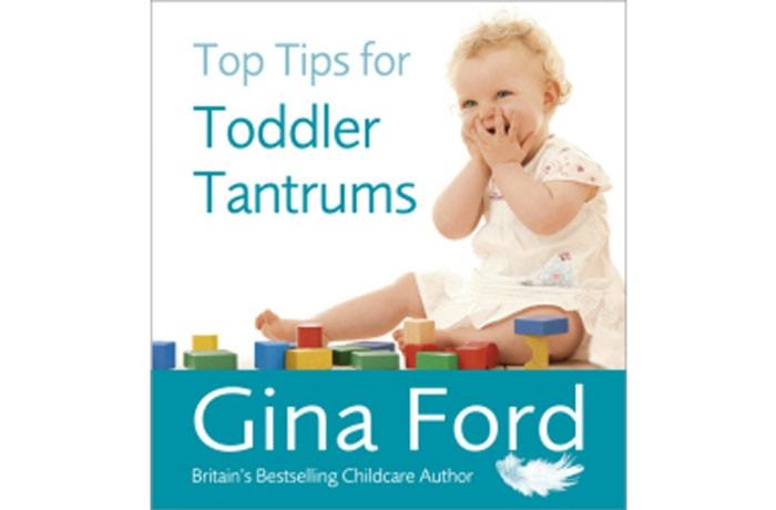 Top Tips For Toddler Tantrums image