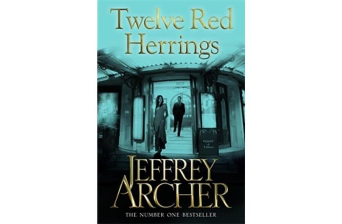 Twelve Red Herrings image