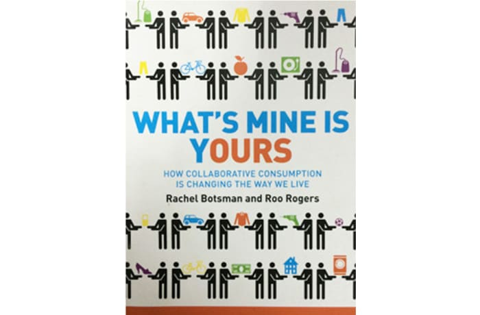 What's Mine Is Yours image