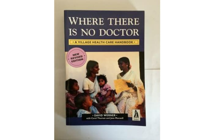 Where There Is No Doctor image
