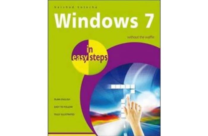 Windows 7 in Easy Steps image