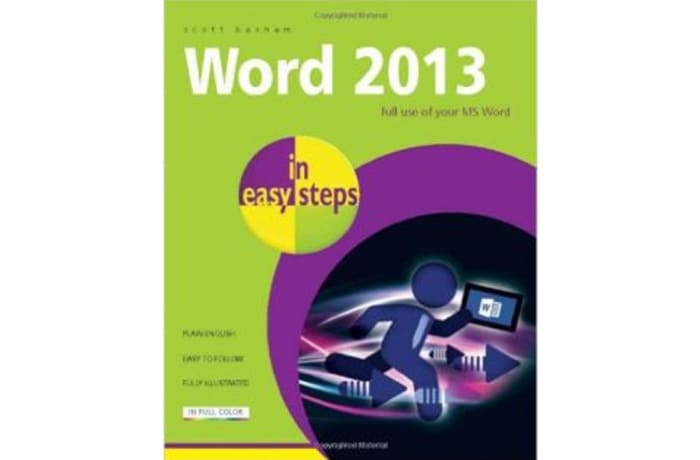 Word 2013 In Easy Steps image