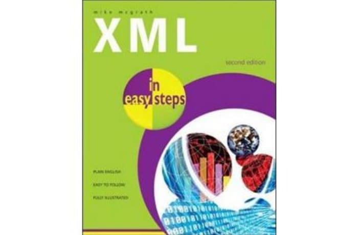 XML in Easy Steps image