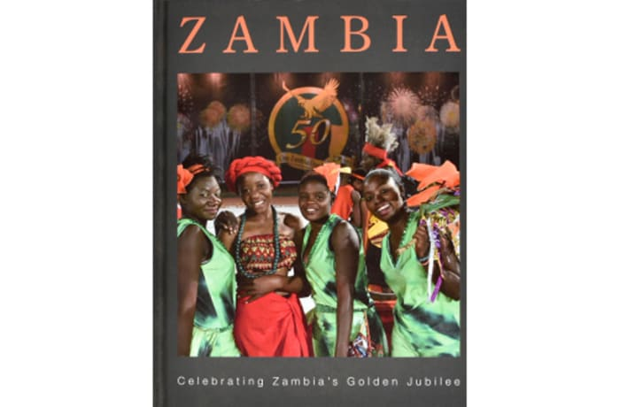 Zambia Celebrating 50 Years of Independence by image