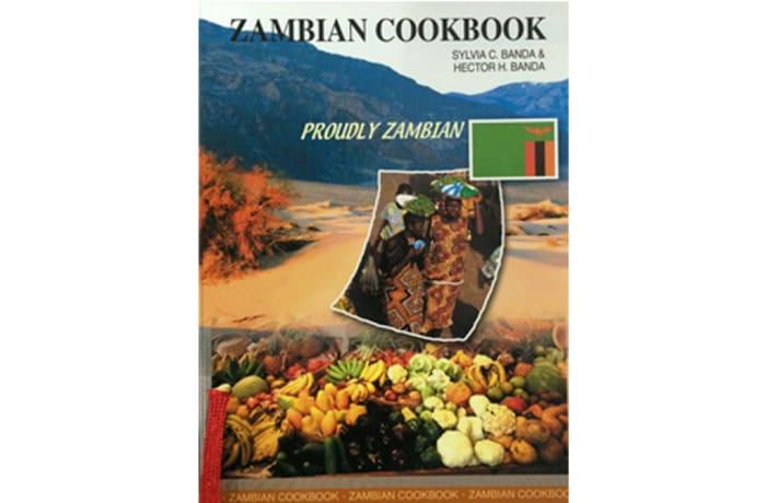 Zambian Cook Book image