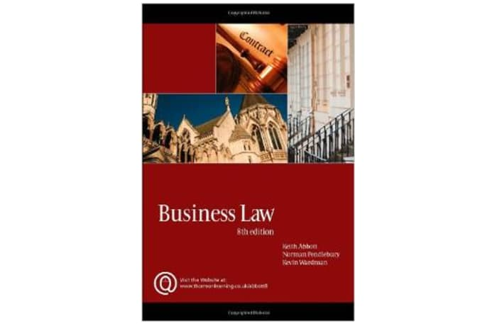 Business Law 8th Edition image