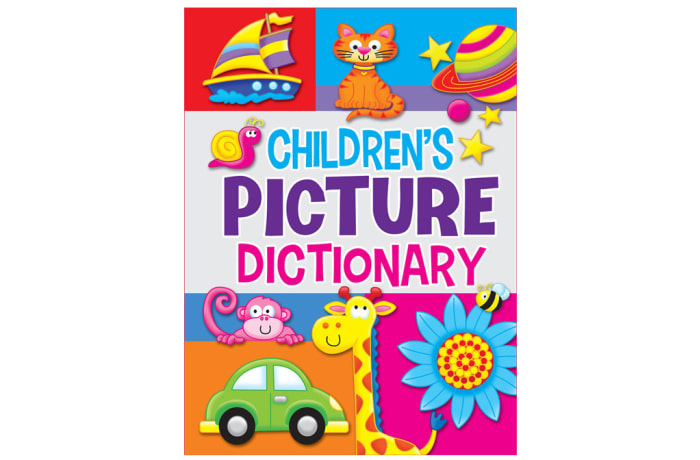 Children's Picture Dictionary image