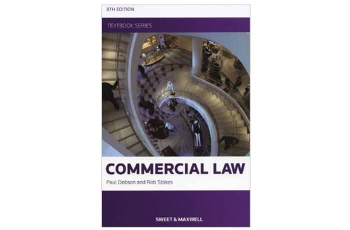 Commercial Law 8th Edition image