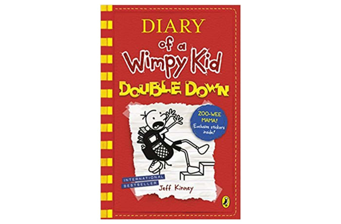 Diary of a Wimpy Kid: Double Down image