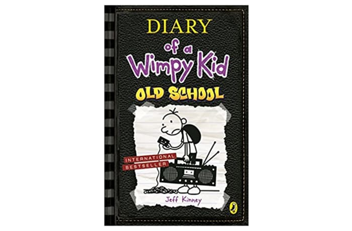 Diary of a Wimpy Kid: Old School image