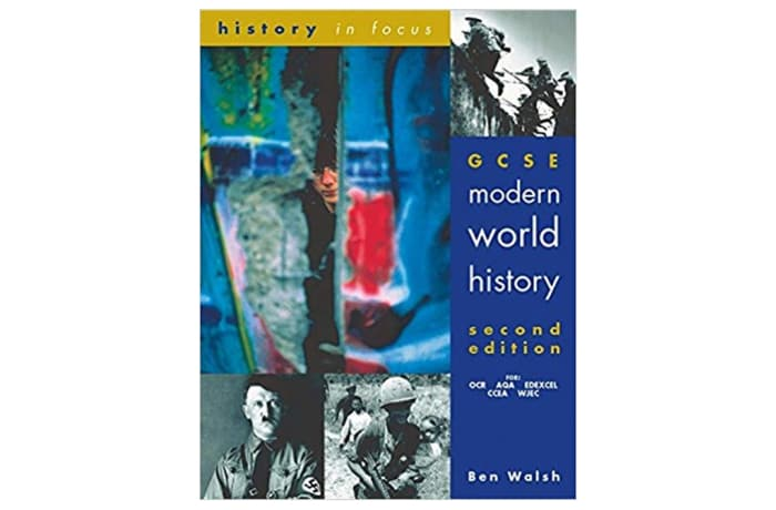 GCSE Modern World History 2nd Edition image