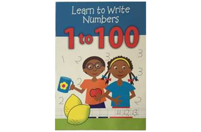 I Learn To Write Numbers 1 to 100 image