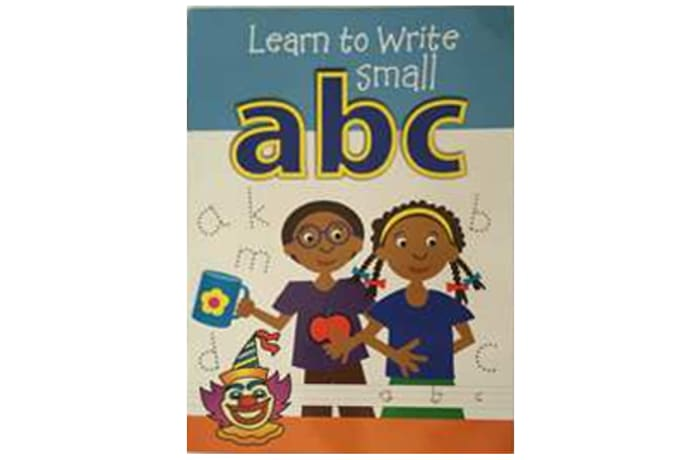 Learn To Write Small abc image
