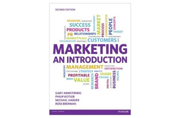 Marketing: An Introduction image