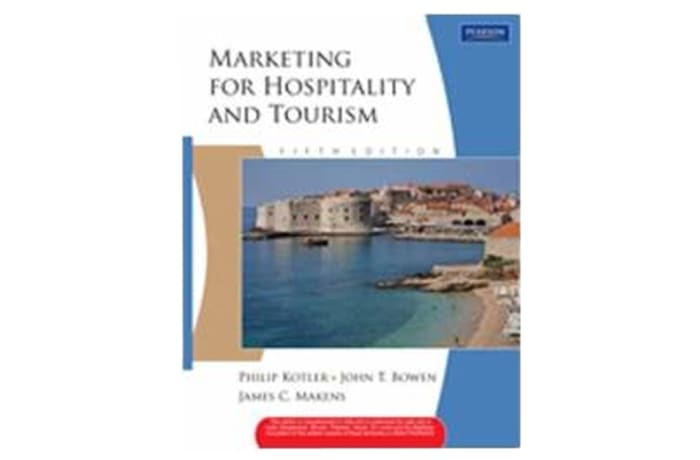 Marketing For Hospitality And Tourism image