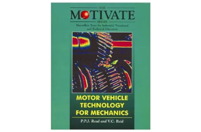 Motor Vehicle Technology for Mechanics (Motivate) image