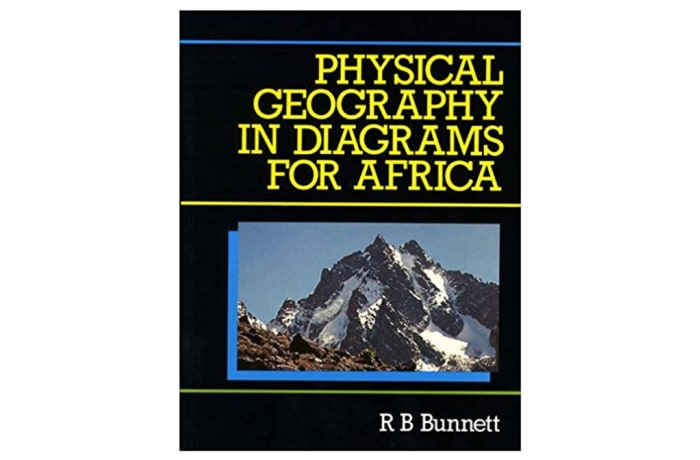 Physical Geography in Diagrams for Africa image