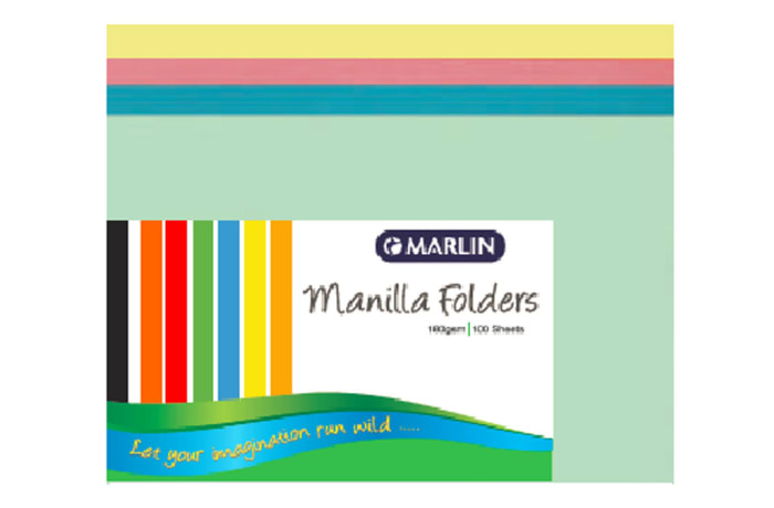 Plain Folders Manilla image