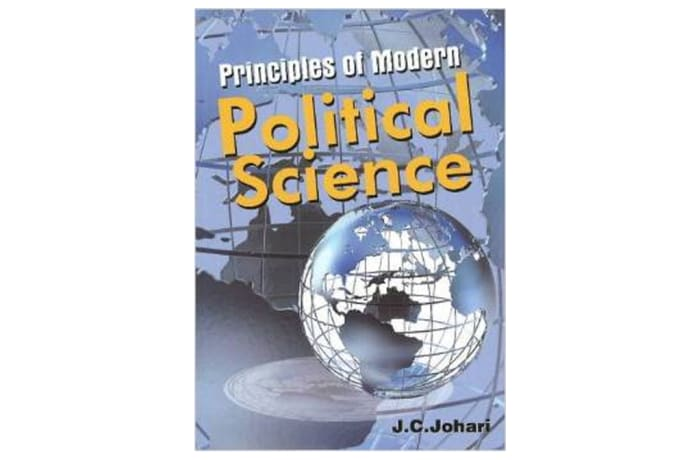 Principles of Modern Political Science image