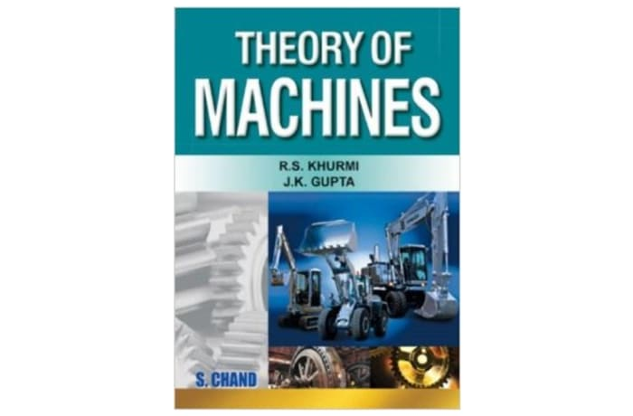 Theory Of Machines image