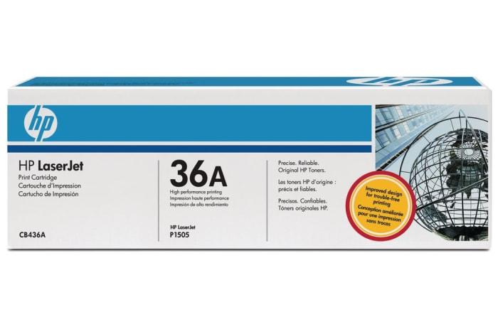 Toner Cartridge 36A (CB436A) image