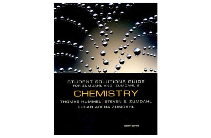 Zumdahl's Chemistry image