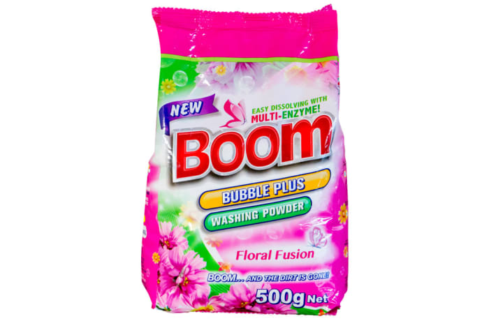 Boom Bubble Plus Washing Powder Floral Fusion image