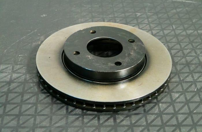 Nissan Tiida Brake Disc  image
