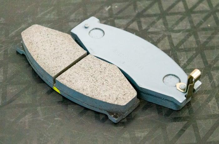 Nissan Hardbody 2WD Brake Pads  image