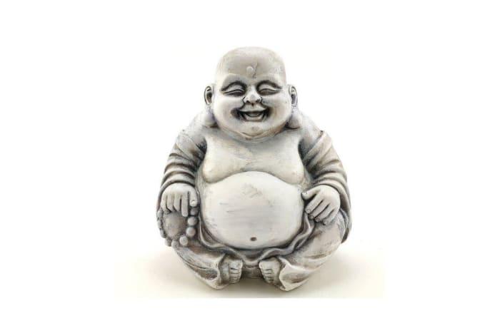 Buddha Decor - Sitting & Happy image