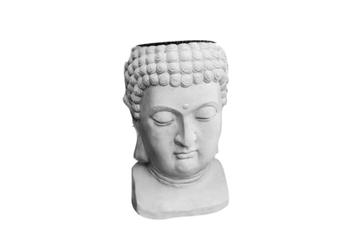 Buddha Head Planter image