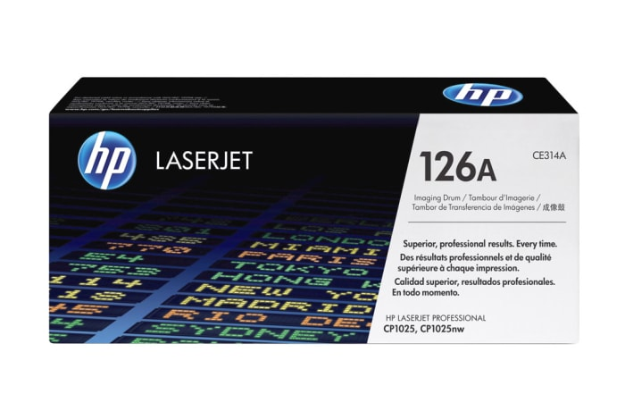 Printer Toner Cartridges - Hewlett Packard CE314A (HP 126A) Toner Cartridge image